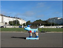 TQ2904 : Snowdogs by the Sea: #6 - Pebbles by Simon Carey