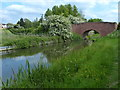 SK7593 : Bridge No 78 crossing the Chesterfield Canal by Mat Fascione
