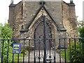 SJ8748 : Christ Church, Cobridge: west end by Jonathan Hutchins