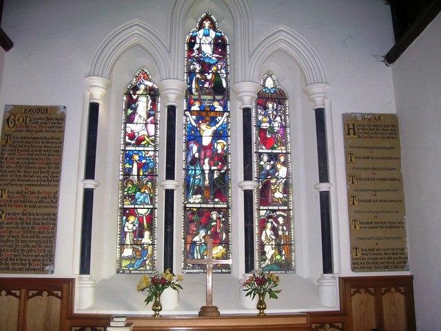 St Michael's Church Bosheston