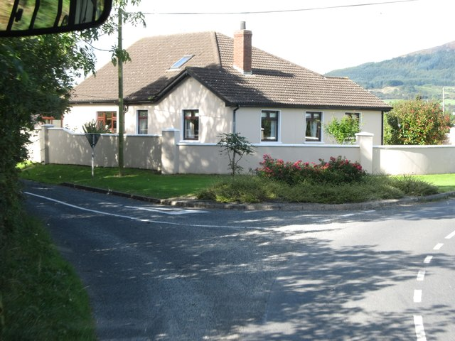Bungalow at the Petestown road junction