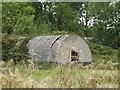 TM1387 : Nissen Hut at Grange Farm by Geographer