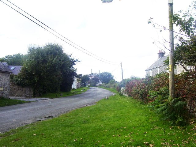 Road into Bosheston