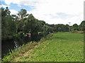 TL2771 : Upstream from Black Bridge by John Sutton
