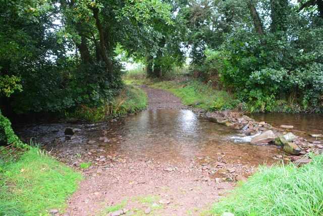 West Luccumbe Ford