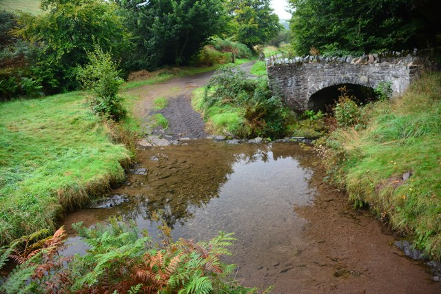 Robber's Bridge Ford