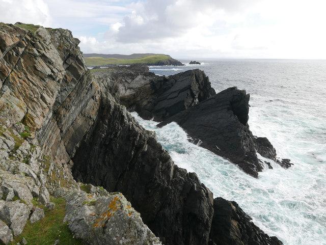 Cliffs at Littlure
