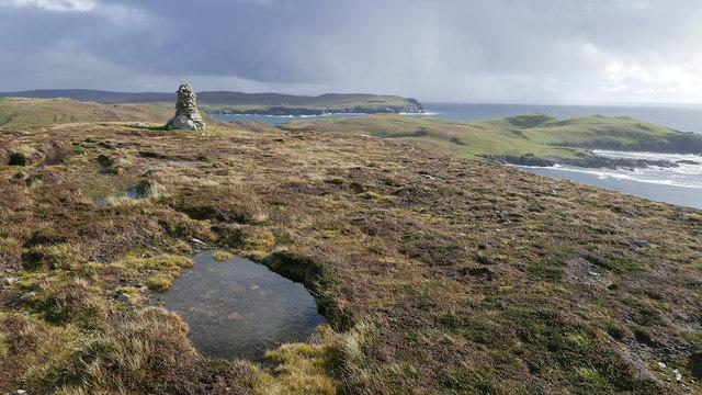 Hill above Littlure