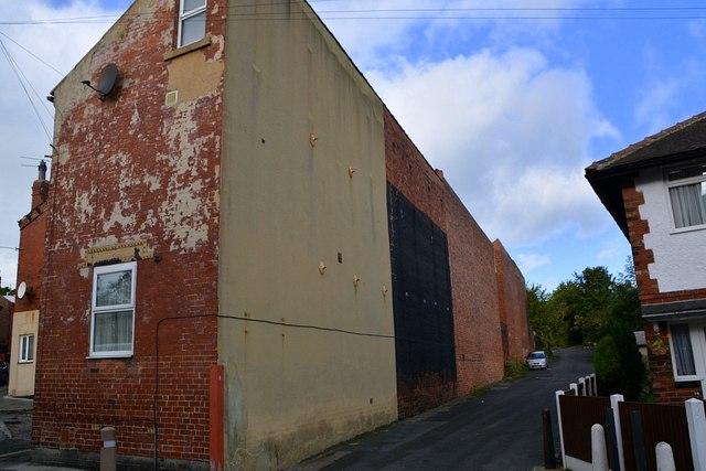 Back Moorfield Street, Armley, Leeds
