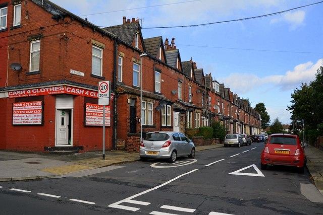 Saint Ives Mount, Armley, Leeds