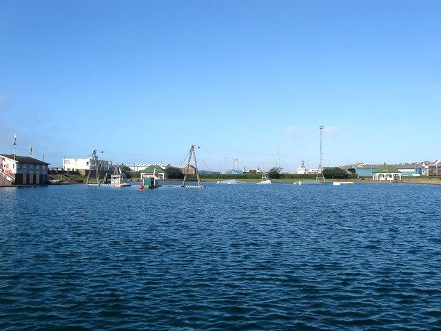 Hove Lagoon