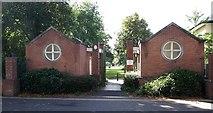 SK5319 : Leicester Road, Loughborough, Leics. by David Hallam-Jones