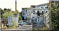 J2865 : Former Barbour's mill, Hilden - October 2016(1) by Albert Bridge
