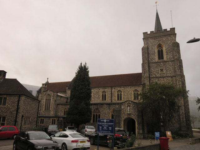 Our Lady Immaculate and St Ethelbert's Church, Slough