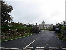 SM7525 : Entrance to Twr y Felin by E Gammie