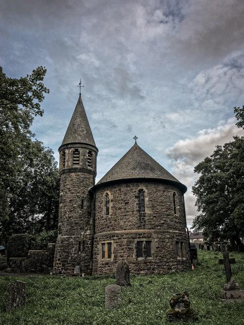 Church of St. James, Tebay