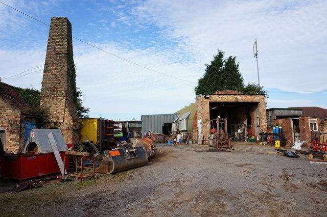 Newport Ironworks, Winterton