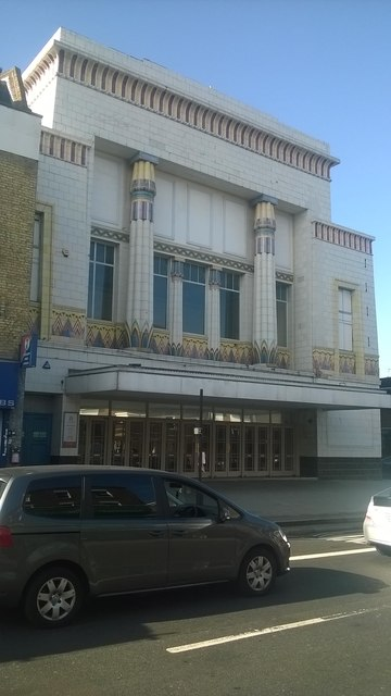 Former Carlton Cinema, Essex Road, Islington