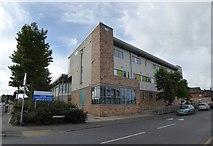 SJ8748 : Cobridge Community Health Centre by Jonathan Hutchins