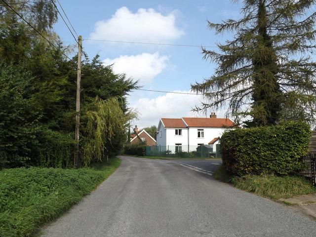 The Street, Tibenham