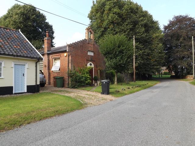 The Old School, Tibenham