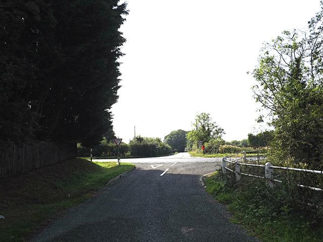 Pristow Green Lane, Tibenham
