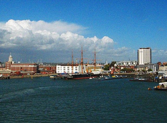 HMS Warrior, The Ship West Ham United Built