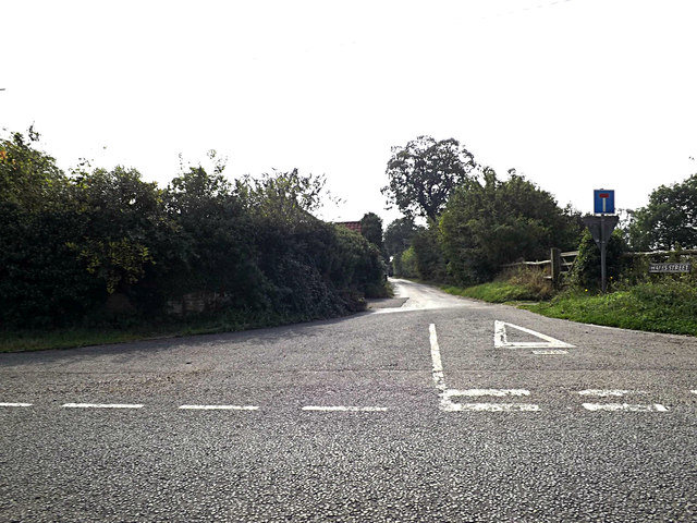Hales Street, Sneath Common, Tivetshall St.Margaret