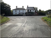 TM1587 : Moulton Road,  Sneath Common, Tivetshall St.Margaret by Adrian Cable
