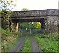 SJ9493 : Bridge #119 by Gerald England