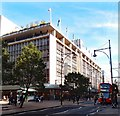 TQ2881 : John Lewis department store, Oxford Street by Julian Osley