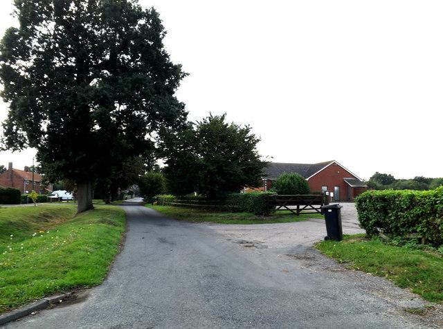 Green Lane, Tivetshall St.Margaret