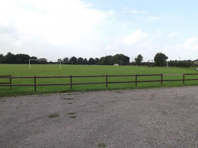 Tivetshall Recreation Ground