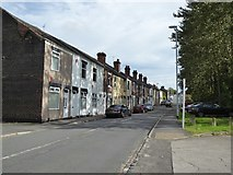 SJ8748 : Cobridge: Sneyd Street by Jonathan Hutchins