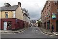 R5856 : Little Gerald Griffin Street, Limerick by David P Howard