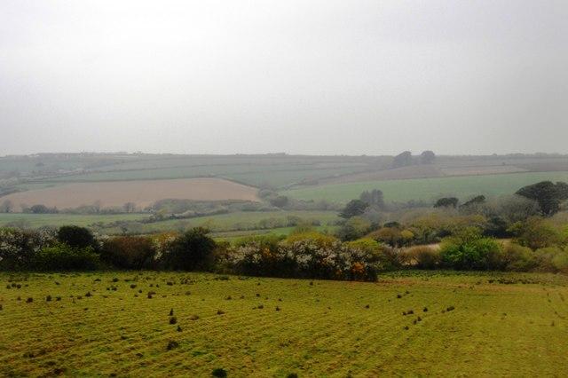 North of the Cornish Main Line