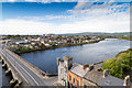 R5757 : Thomond Bridge and River Shannon, Limerick by David P Howard