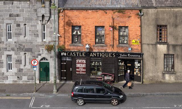 Castle Antiques, Castle Street, Limerick