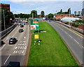 SO9198 : Wolverhampton Ring Road by Jaggery
