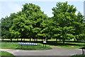 TQ5939 : Victoria Cross Grove by N Chadwick