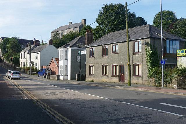 Bridgend Terrace, Pembroke