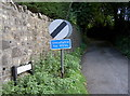 ST6163 : Police Lane by Neil Owen