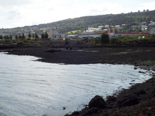 Former Kingston shipyard site