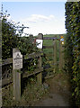 ST6263 : The Two Rivers Way in Pensford by Neil Owen