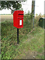 TM1588 : Moulton Road Postbox by Adrian Cable