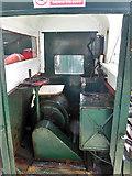 SU4208 : Inside cab, Hythe Pier locomotive by Robin Webster