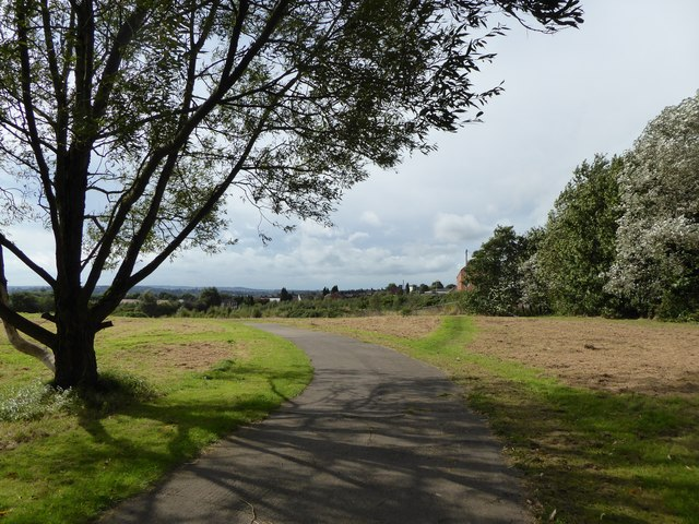 Cycleway on Central Forest Park