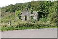 SM9701 : Ruined building, Pembroke by Alan Hunt