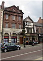 SJ3350 : Jones Peckover in a former bank building in Wrexham by Jaggery