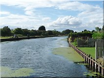 SE6912 : Anglers, Stainforth & Keadby Canal by Christine Johnstone